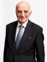Professor Gérard Saillant, President of the Paris Brain Institute