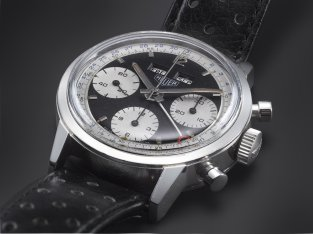 TAG Heuer Carrera Chronograph 42 mm Calibre Heuer 02 Automatic
