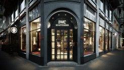 IWC boutique Zurich