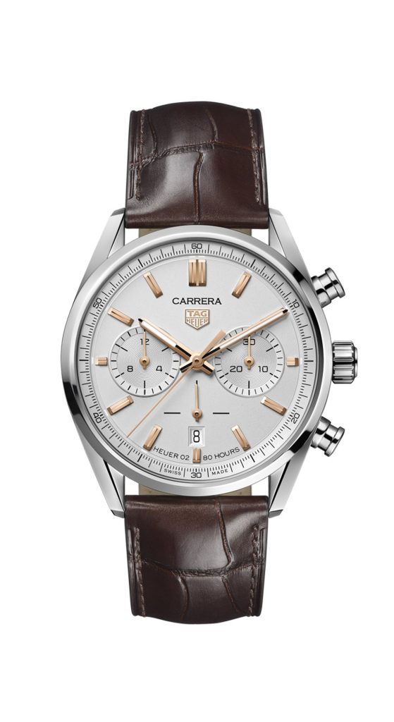 TAG Heuer Carrera Chronograph 42 mm Calibre Heuer 02 Automatic Reference CBN2013.FC6483