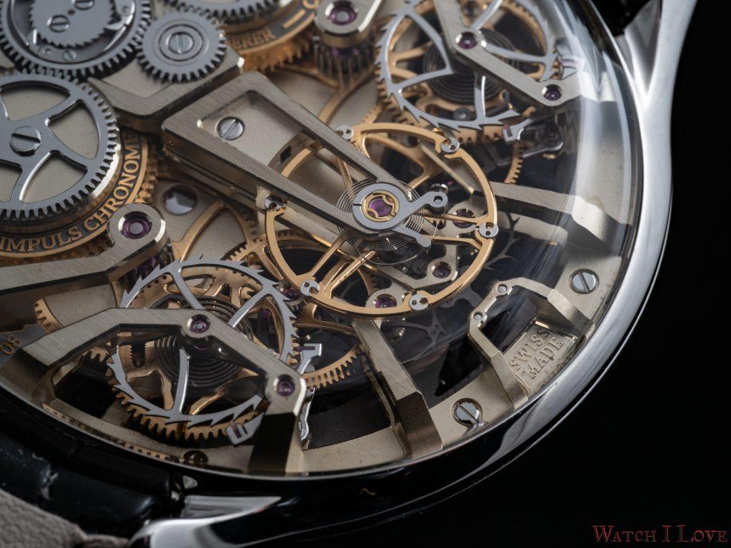 Bernhard Lederer Central ImpBernhard Lederer Central Impulse Chronometerulse Chronometer