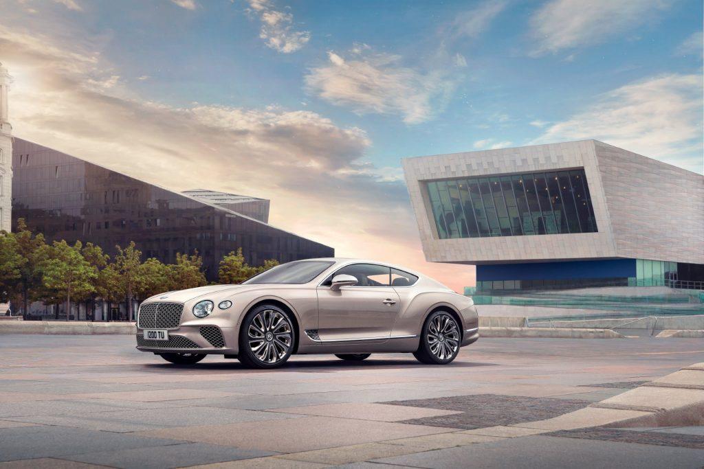 Bentley Continental GT Mulliner