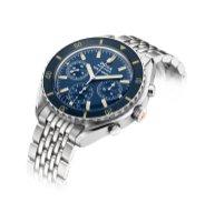 798.10.201.10 (navy dial, stainless steel bracelet)