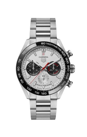 TAG Heuer Carrera Sport Chronograph 44 mm Calibre Heuer 02 Automatic Reference CBN2A1D.BA0643