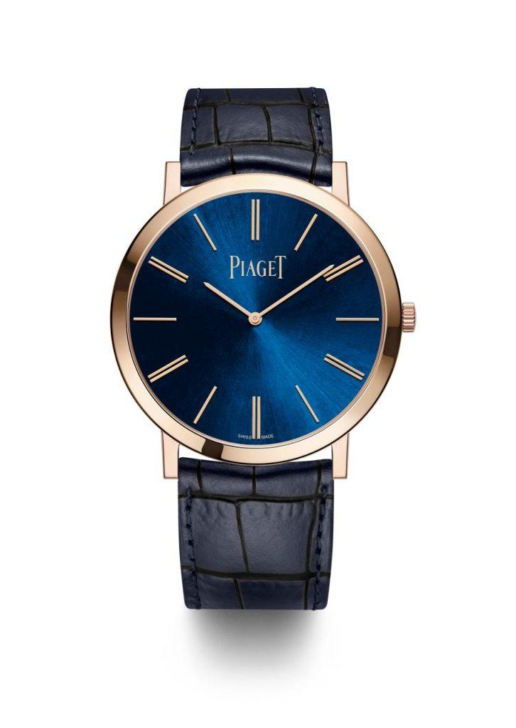 Piaget Altiplano Blue Ref. G0A45050