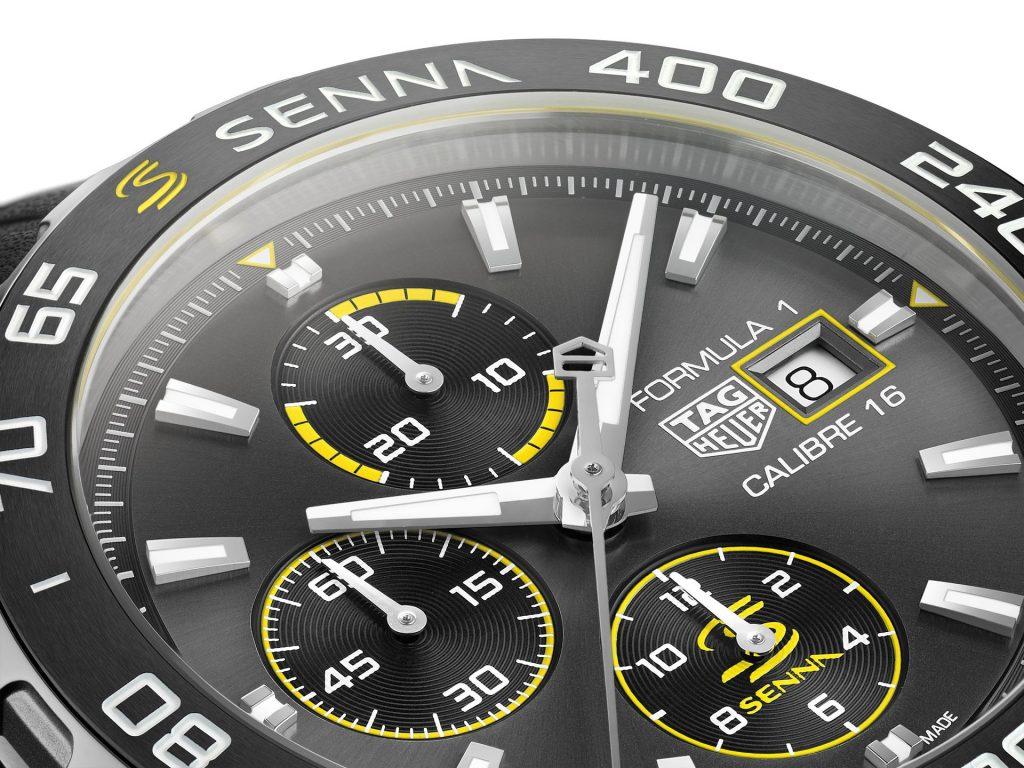 TAG Heuer Formula 1 Automatic ChronographReference CAZ201B.FC6487