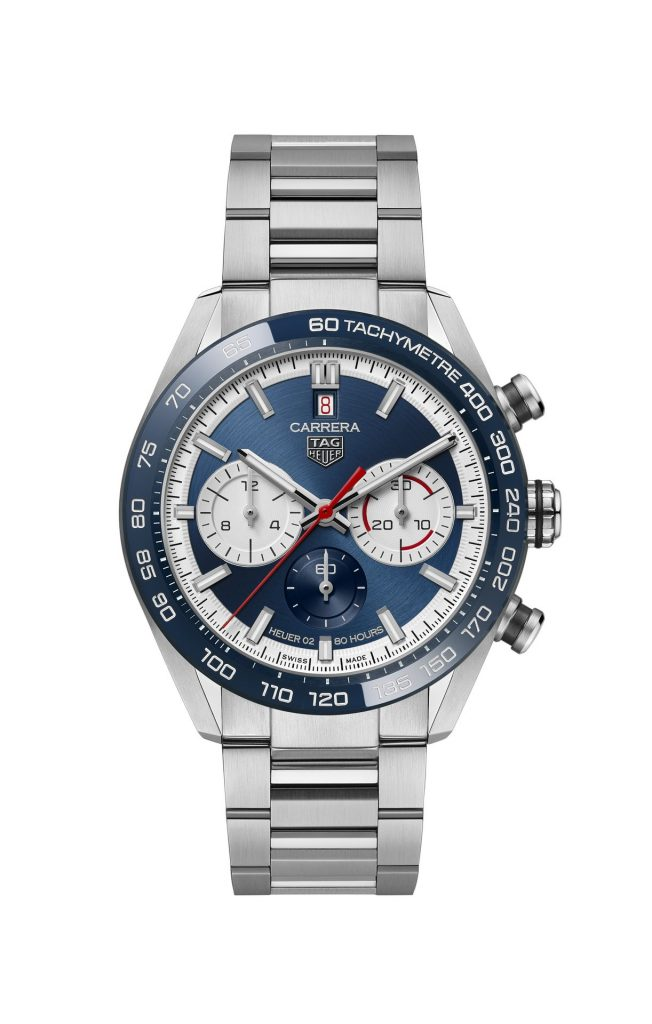 TAG Heuer Carrera Sport Chronograph 44 mm Calibre Heuer 02 Automatic Reference CBN2A1E.BA0643