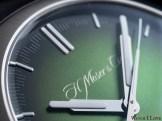 Review H. Moser & Cie. Streamliner Centre Seconds Matrix Green fumé dial