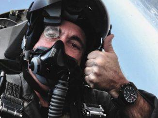 "IWC Pilot's Watch Chronograph Top Gun Edition ""SFTI"""