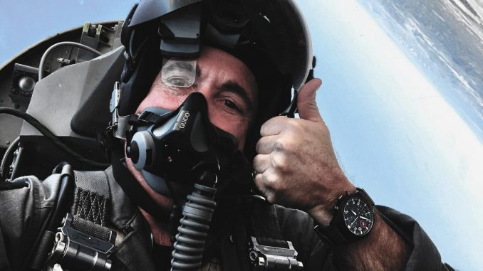 "IWC Pilot's Watch Chronograph Top Gun Edition ""SFTI"""