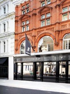 Hublot London Boutique
