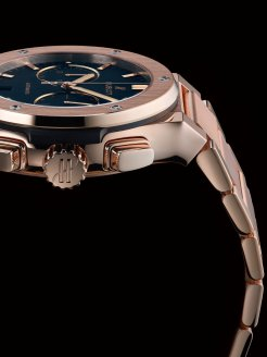King Gold Classic Fusion Chronograph Integrated Bracelet King Gold