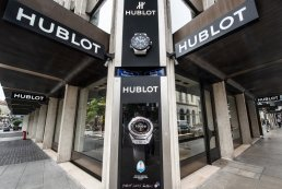 Boutique Hublot Geneve