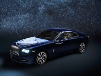 Rolls-Royce 'Wraith - Inspired By Earth'