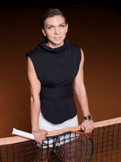 Simona Halep Hublot Friend of the Brand