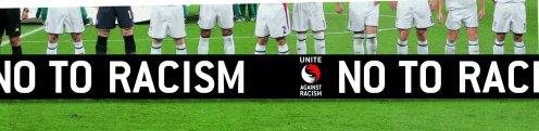 UEFA EURO 2008 no to racism campaign