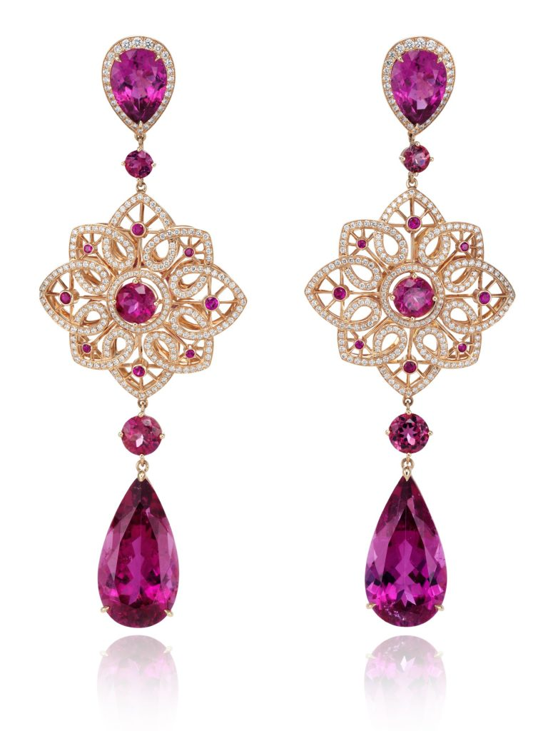 Earrings from Chopard Temptations Collection Ref. 849340-5006