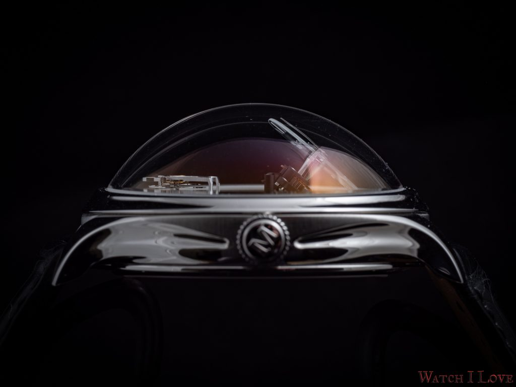 Endeavour Cylindrical Tourbillon H. Moser X MB&F