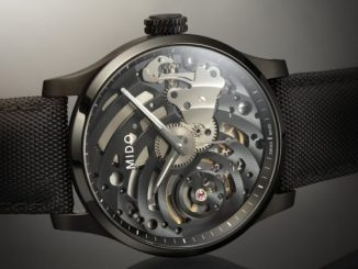 Mido Multifort Mechanical Skeleton Limited Edition