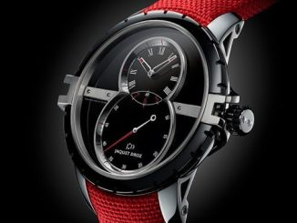 Jaquet Droz SW STeel-Ceramic