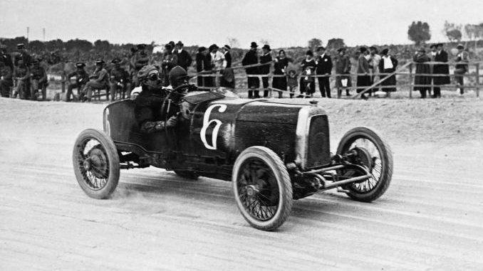 Aston Martin in Grand Prix Racing