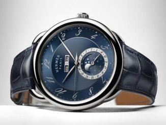 Hermès Horloger - Arceau Grande Lune