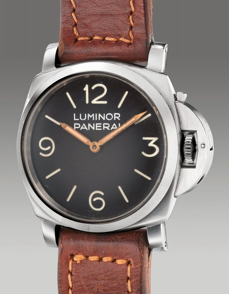 Panerai Ref. 6152/1 (image credits to Phillips)