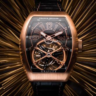 Franck Muller Vanguard Gravity Tourbillon