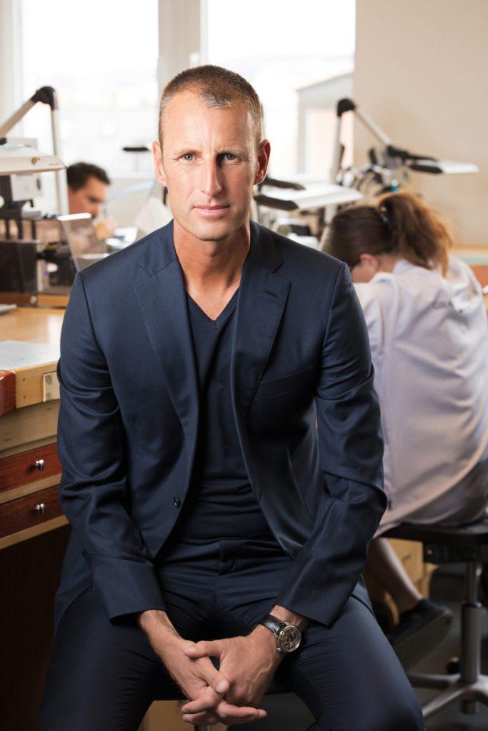 Patrick Pruniaux - CEO Girard-Perregaux