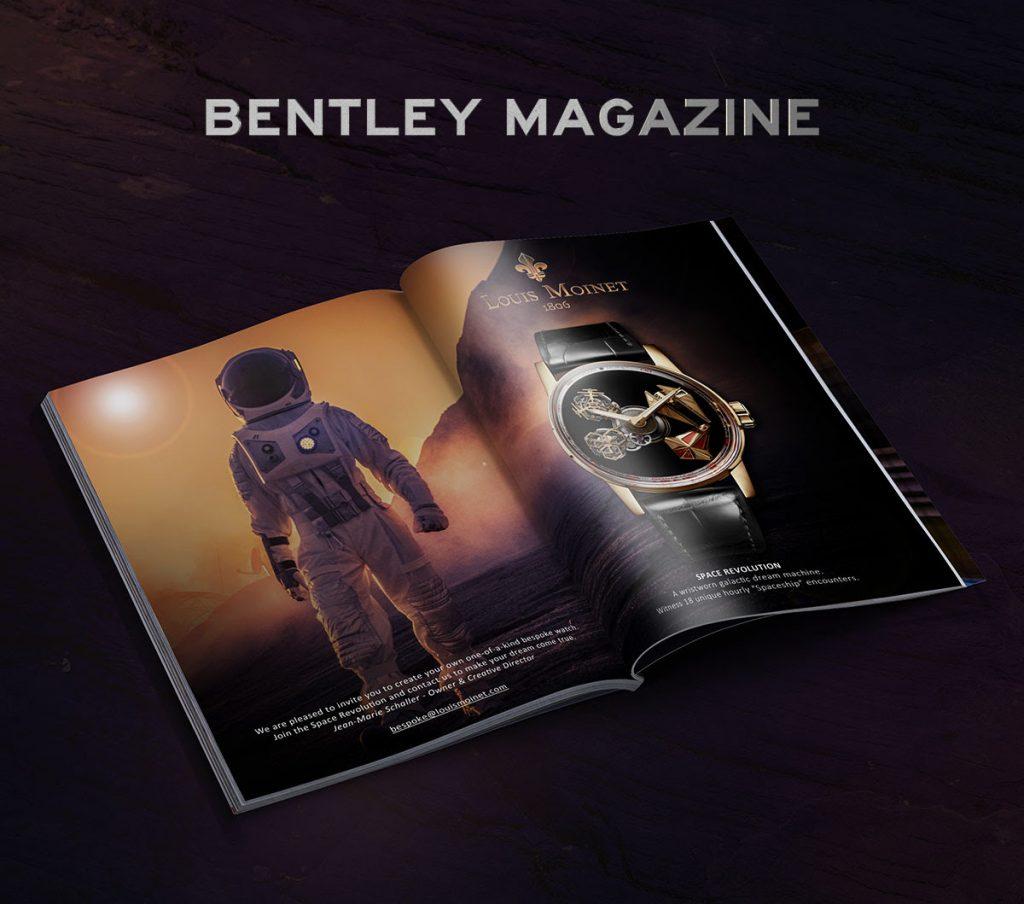 Space Revolution Bentley