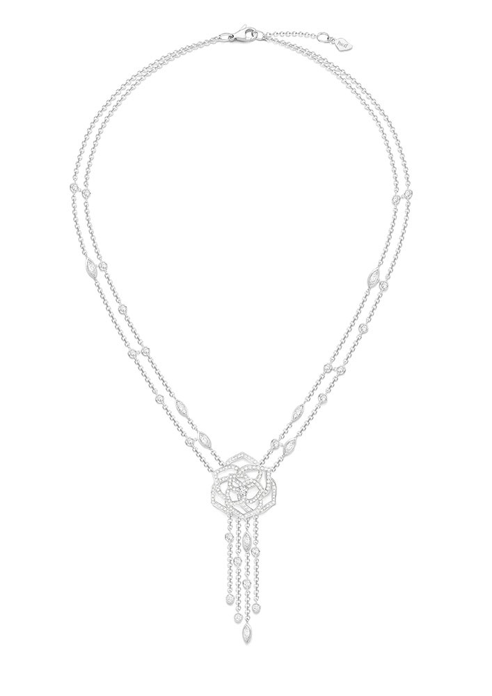 Piaget Rose Necklace G37UB145