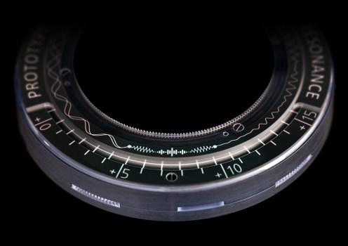 Vianney Halter Deep Space Resonance Prototype