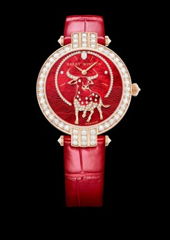 Harry Winston Premier Chinese New Year Ox Automatic 36mm