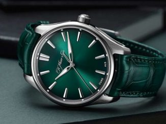 H. Moser & Cie. Pioneer Centre Seconds