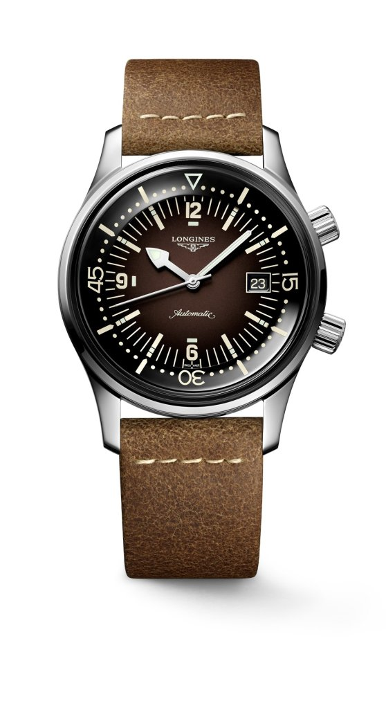Longines Legend Diver Watch L3.774.4.60.2