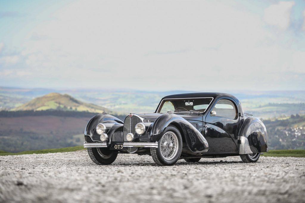 Bugatti Type 57S Atalante (Chassis 57502)