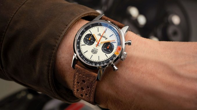 Breitling Top Time Deus Limited Edition