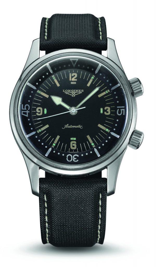 Longines Super-Compressor Diver's watch, ref. 7494