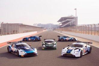 2021 Asian Le Mans Series Round 1, Dubai 7th - 13th February 2021 Photo: Drew Gibson