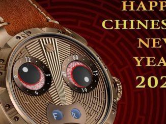 Konstantin Chaykin Wristmon Minotaur Special Chinese New Year 2021