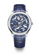 Piaget Polo Blue Skeleton G0A45004