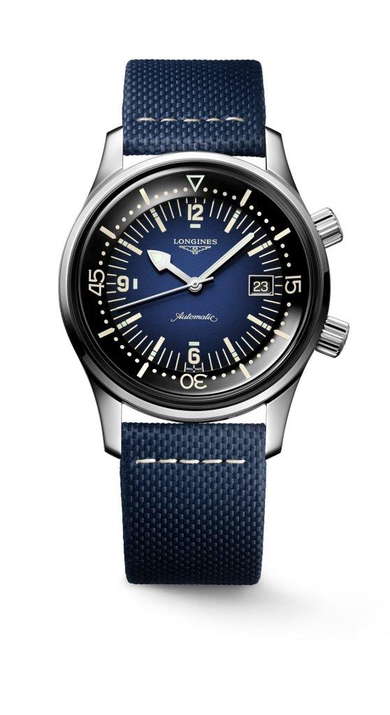 Longines Legend Diver Watch L3.774.4.90.2