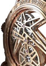 Roger Dubuis Excalibur Spider Skeleton Flying Tourbillon in 39mm