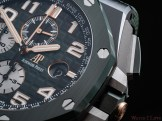 Audemars Piguet Royal Oak Offshore Selfwinding Chronograph black ceramic