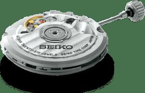 Seiko Alpinist Calibre 6L35