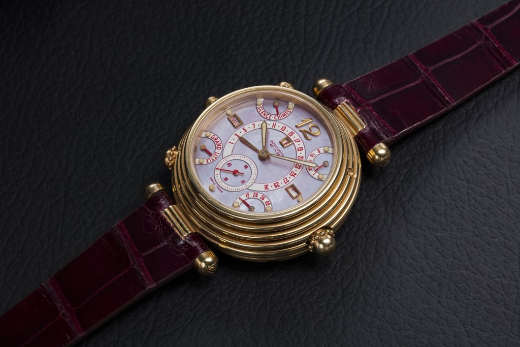 Christie's opens the Spring watch season