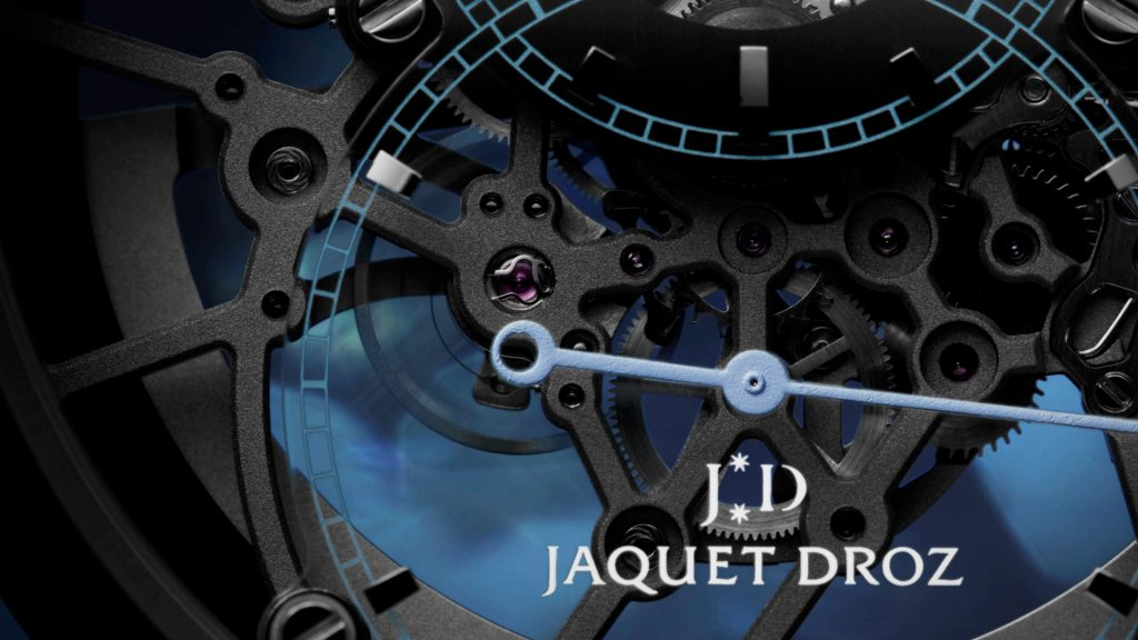 Jaquet Droz Grande Seconde Skelet-One