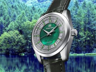 Grand Seiko Spring Drive 8 Days Jewelry Watch SBGD207