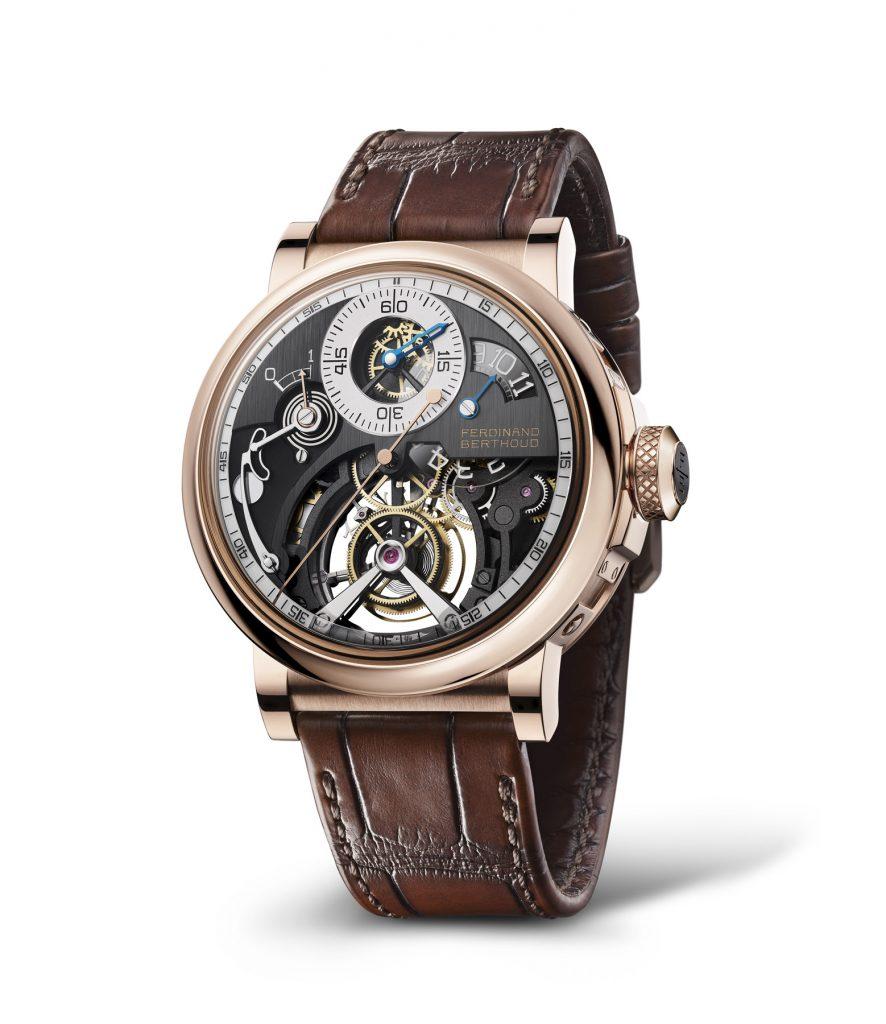 Chronométrie Ferdinand Berthoud Régulateur Squelette REF. FB 2Rs.2