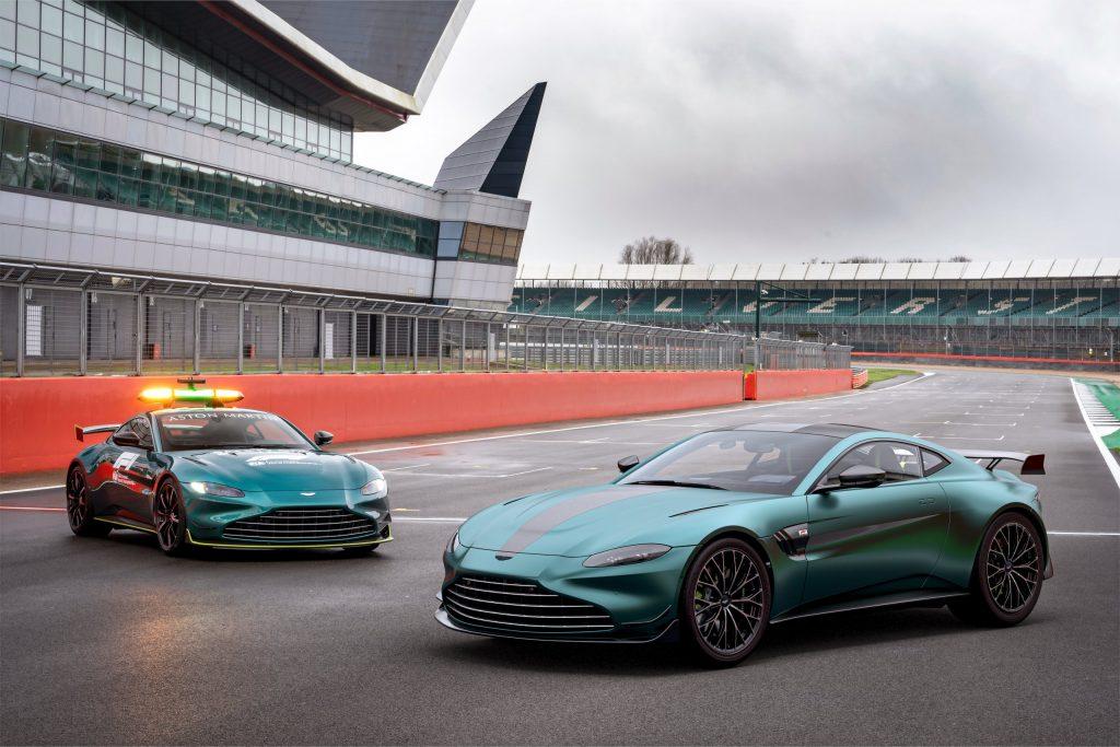 Aston Martin Vantage F1 Edition Watch I Love